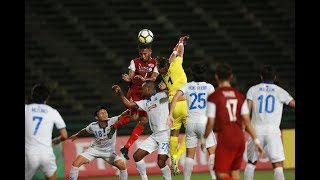 Video Boeung Ket 3-2 Home United (AFC Cup 2018: Group Stage) MP3, 3GP, MP4, WEBM, AVI, FLV November 2018