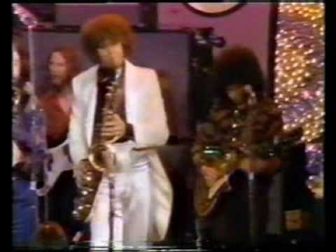 hip - Early clip of TOP from before they were born.... Lenny Williams on vocal - with Lenny Pickett (tenor sax) .... in a white suit ....dancing ....