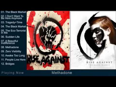Tekst piosenki Rise Against - Methadone po polsku