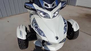 6. 2013 Can-Am Spyder RT Limited SE5