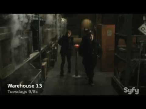 Warehouse 13 2.05 (Clip)