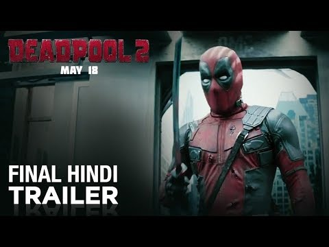 Deadpool 2 | Ranveer Singh | Final Hindi Trailer | Fox Star India | May 18