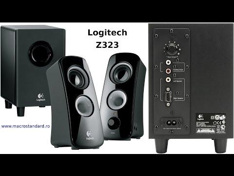Boxe Logitech Z323