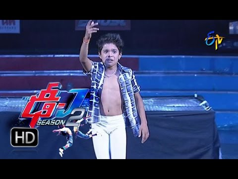 Dhee Juniors2 - Sivamani Performance - 20th April 2016 - ఢీ జూనియర్స్2