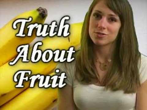 The Truth About Fruit! Health Food or Candy? Nutrition