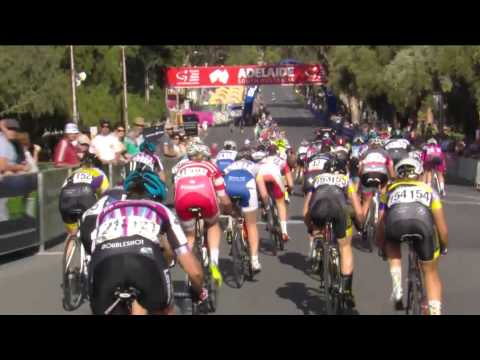 Santos Women's Tour - stage two video highlights