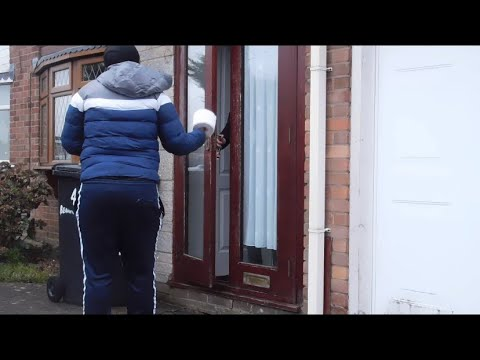 Knocking on people doors asking to use the toilet 🚽 😂 prank [ part 2 ]