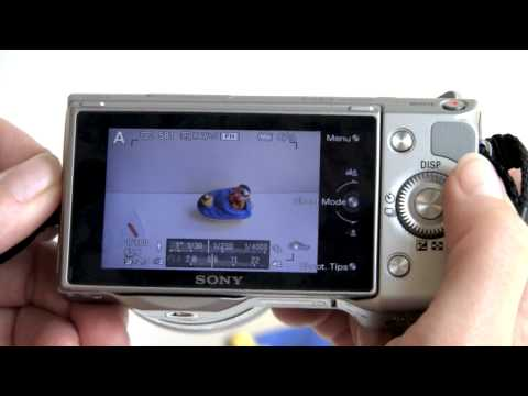 Sony NEX-5 Camera Video Review