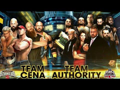 Team Cena vs Team Authority (Highlights) |WWE SURVIVOR SERIES 2014