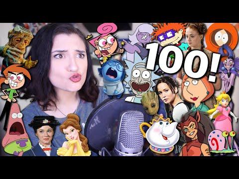 100 Voice Impressions