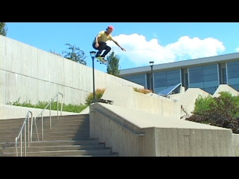 Kill - He's known for his unique and creative approach to skating spots but sometimes Lizard just goes buck and takes the drop. This one is heartbreaking. Keep up with Thrasher Magazine here: http://www....