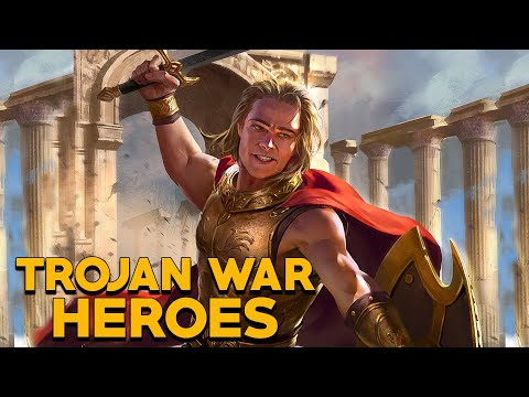 The Trojan War Heroes - An Introduction  (Achilles, Odysseus, Hector, Paris, Ajax) Greek Mythology