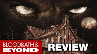The Sleeper (2012) - Horror Movie Review