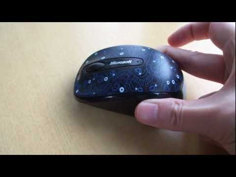 Wireless Mobile Mouse 3500 Artist Edition GMF-00231