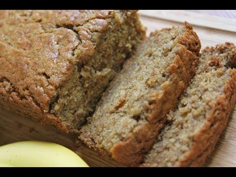 How to Make Moist Banana Bread ~ The Bomb!