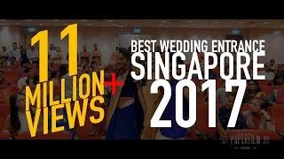 Video Best Wedding Entrance Singapore 2017 | Mohan & Priscilla Indian Wedding Cinematography MP3, 3GP, MP4, WEBM, AVI, FLV Agustus 2018