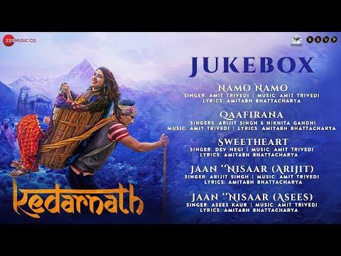Kedarnath - Full Movie Audio Jukebox   Sushant Rajput   Sara Ali Khan   Amit Trivedi   Amitabh B