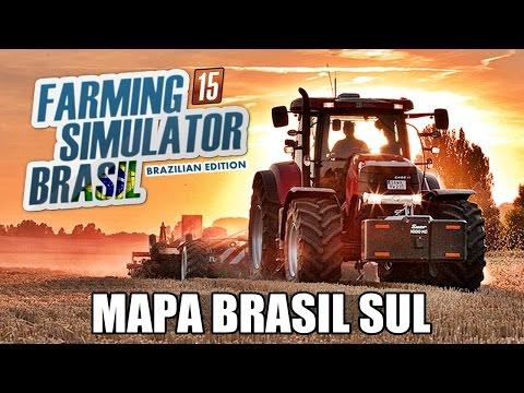 Map Brasil Sul v1.0