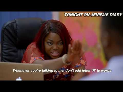 Jenifa's diary Season 14 Episode 11- showing tonight on (AIT ch 253 on DSTV), 7.30pm