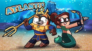 After 6 Years...I Meet the First QUEEN of ATLANTIS! (Minecraft)