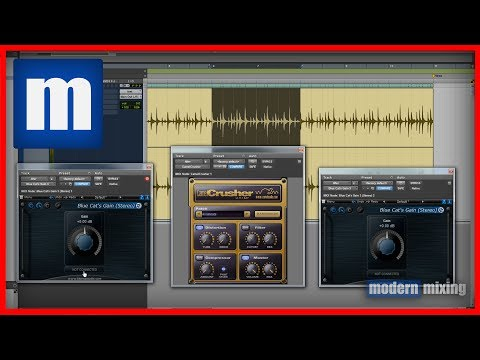 #29 Creating an Automatic Gain Compensation Plug-In – ModernMixing.com