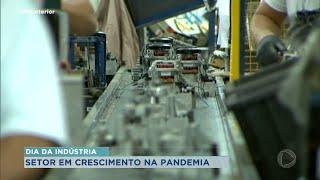 Dia da indústria: Setor gerou mais empregos durante a pandemia