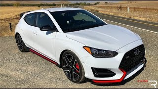 2019 Hyundai Veloster N – Korea's True Hot Hatch Has Arrived!
