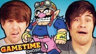 WARIO SMOSH WARE (Gametime w/ Smosh)