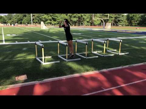 Explosiveness Training With Coach Lee – Hurdles