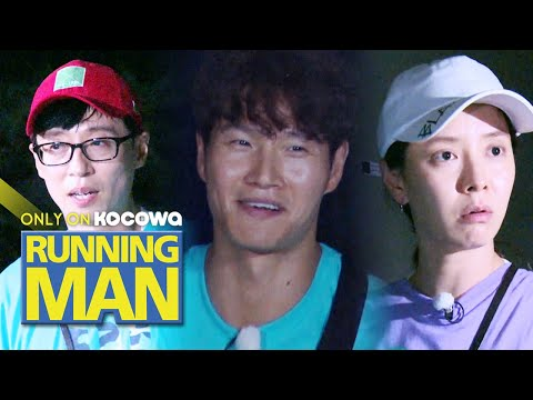 It's Hades' Chair! The Race Result Changes Depending on Who Kim Jong Kook [Running Man Ep 463]