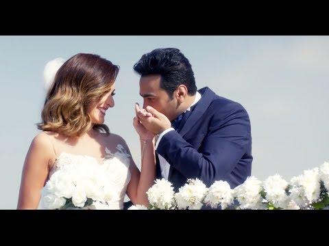 """""""حلم سنين"""" لتامر حسني في طريقها لمليون المشاهدات الأول"""