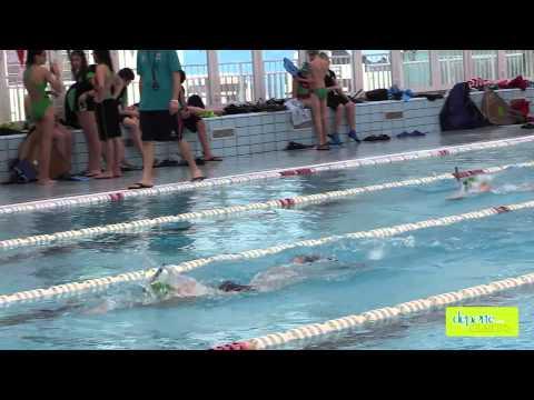 Natación con aletas 2ª Jornada JDN Guelbenzu (2)