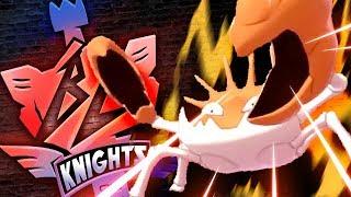 KINGLER'S SHEER FORCE! BL KNIGHTS #5   Pokemon Sword and Shield by PokeaimMD