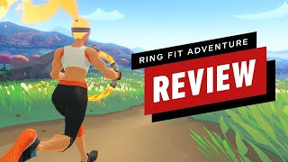 Ring Fit Adventure Review by IGN