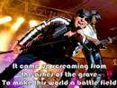 Scorpions - Unholy Alliance lyrics