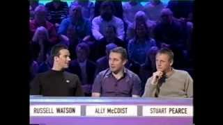 Nicky Byrne on Question of Sport 2002 pt 1