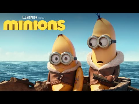 Minions (Behind the Scenes 'First Look with Pharrell and The Voice')