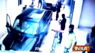 Pali India  city photos : Rajasthan Gangwar Between Two Criminal Groups Caught on CCTV in Pali