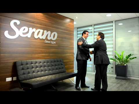 Serano Corporate Video 2015