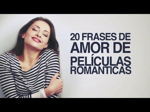 Frases românticas - Las 20 frases de películas de amor más románticas