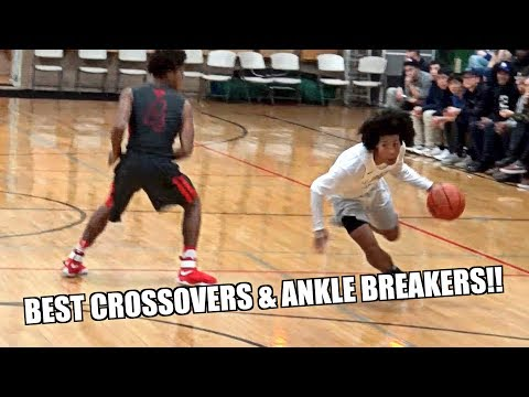 BEST ANKLE BREAKERS & CROSSOVERS OF ALL TIME!!