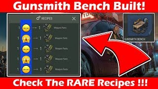 In this video we will show you the recipes inside a completed Gunsmith Bench in Last Day On Earth Survival game. You can get ...