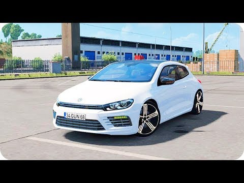 Volkswagen Scirocco R v1.0