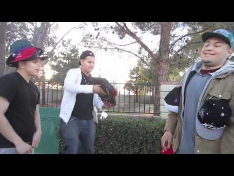 Snapback vs Fitted Hats BLOOPERS! @DerekVLogs