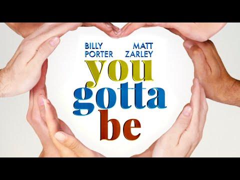 You Gotta Be <br>Feat. Matt Zarley<br><font color='#ED1C24'>BILLY PORTER</font>
