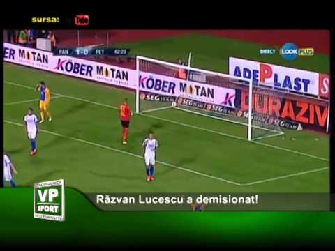 Răzvan Lucescu a demisionat