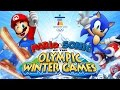 Mario Sonic At The Olympic Winter Games vancouver 2010