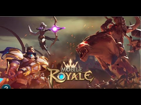 《戰地王座:氏族爭霸 Mobile Royale》手機遊戲玩法與攻略教學!
