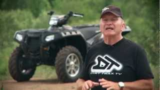 1. ATV Review: 2012 Sportsman XP 850 HO with EPS