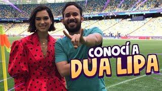 Video CONOCÍ A DUA LIPA Y LA COPA DE LA CHAMPIONS - CHAMPIONS LEAGUE 3 UCRANIA MP3, 3GP, MP4, WEBM, AVI, FLV Agustus 2018